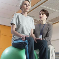 exercise and elderly