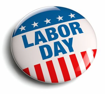 labor day button