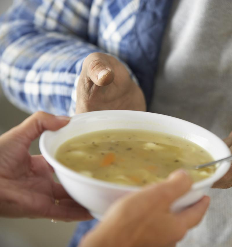 fall soups for caregivers and seniors